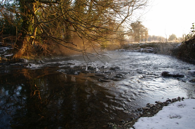 Weir on The Arrow